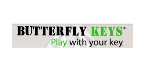 Butterfly Key coupons