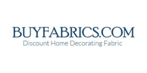 Buy Fabrics coupons