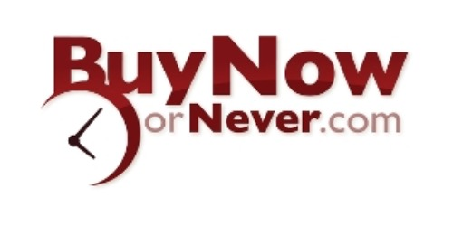 Buy Now Or Never coupons