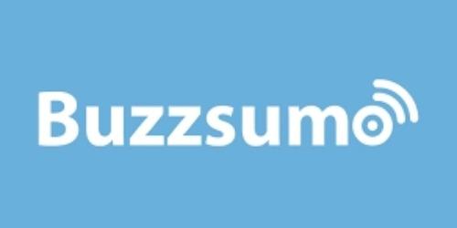 Buzzsumo coupons