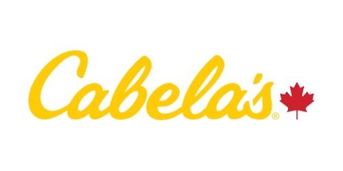 Cabelas Canada coupon