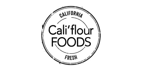 Cali'flour Foods coupons