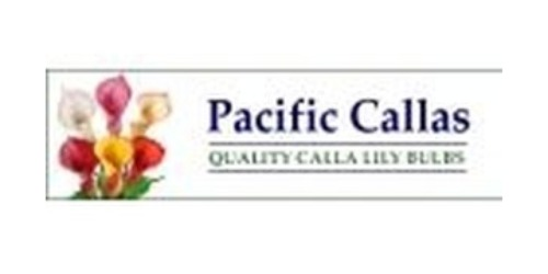 Pacific Callas coupons