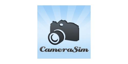 CameraSim coupons