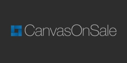 Canvas On Sale coupons