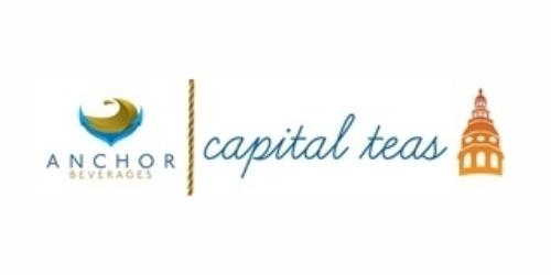 Capital Teas coupon