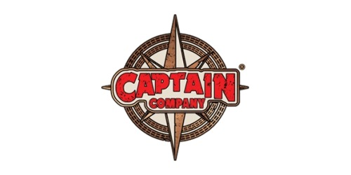 Captain Company coupons