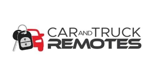 CarAndTruckRemotes.com coupons