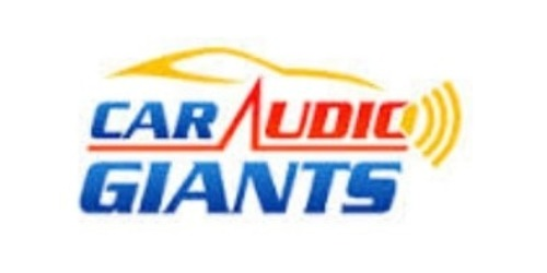 Car Audio Giants coupons