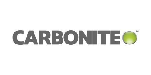 Carbonite coupon