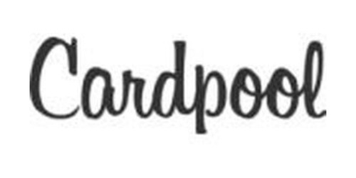 Cardpool coupons