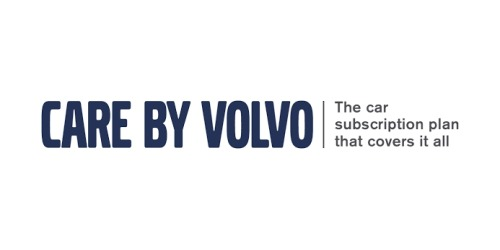 Care by Volvo coupons