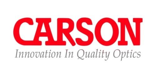 Carson.com coupons