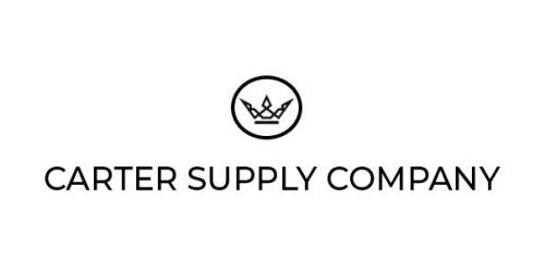 Carter Supply coupon