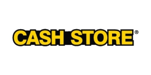 Cash Store coupons