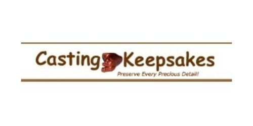 Casting Keepsakes coupons