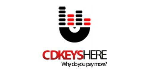 CDKeysHere coupons