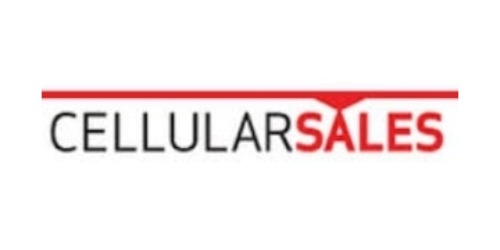 Cellular Sales coupons