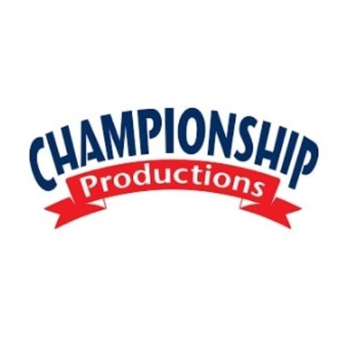 Championship Productions Coupon
