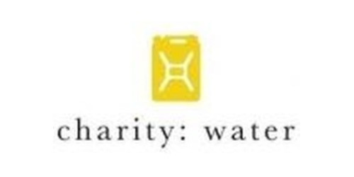 charity: water coupons
