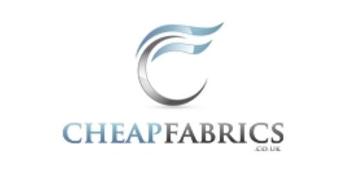 CheapFabrics coupon