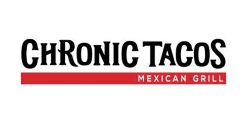 Chronic Tacos coupons