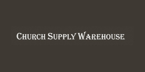 Church Supply Warehouse coupons
