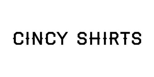 Cincy Shirts coupons