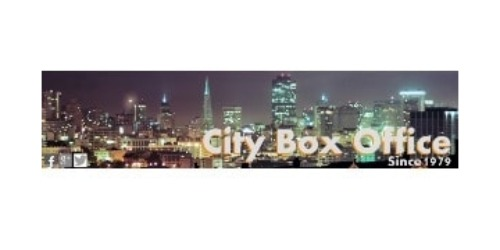 City Box Office coupons