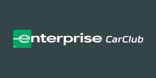 Enterprise Car Club coupons