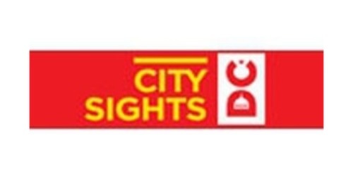 City Sights DC coupons