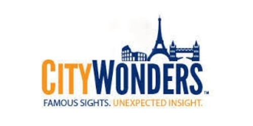 City Wonders coupon