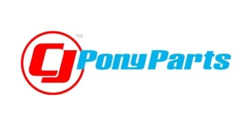 CJ Pony Parts coupons