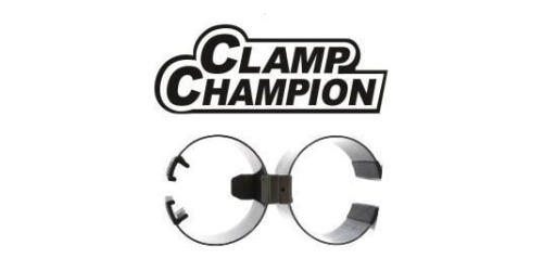 Clamp Champion coupons