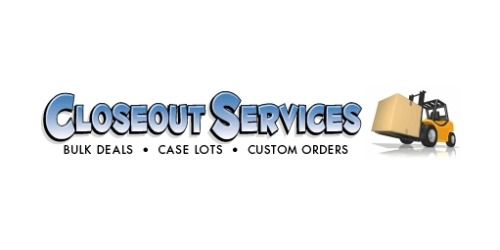 Closeout Services coupons