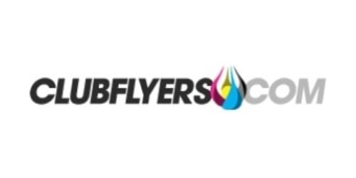 Clubflyers.com coupon