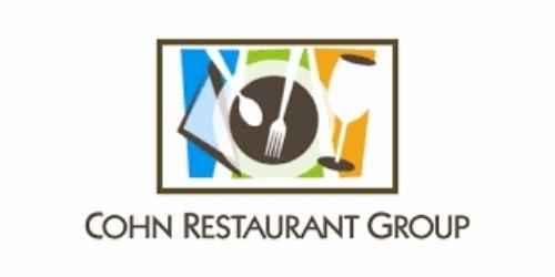 Cohn Restaurants coupons