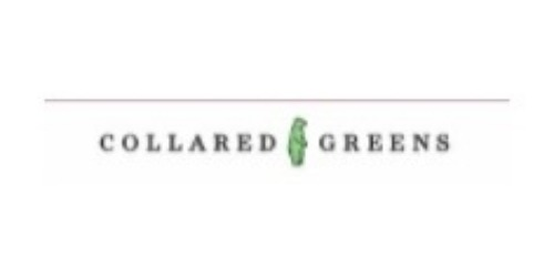 4482ccdc2b2 40% Off Collared Greens Promo Code (+9 Top Offers) Mar 19