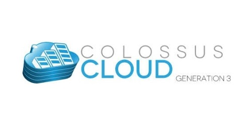 ColossusCloud coupons
