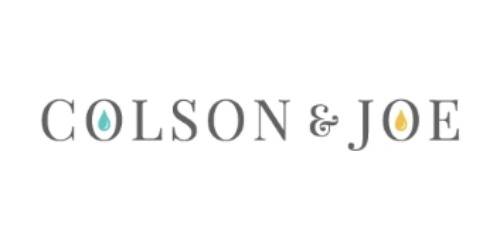 50% Off Colson & Joe Promo Code (+5 Top Offers) Sep 19 — Knoji