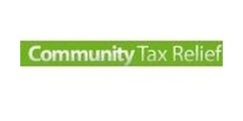 Community Tax Relief coupons