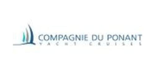 Compagnie Du Ponant coupons