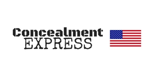 Concealment Express Coupons and Promo Code