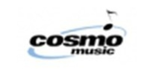 CosmoMusic coupons