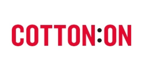 Cotton On - AU coupons