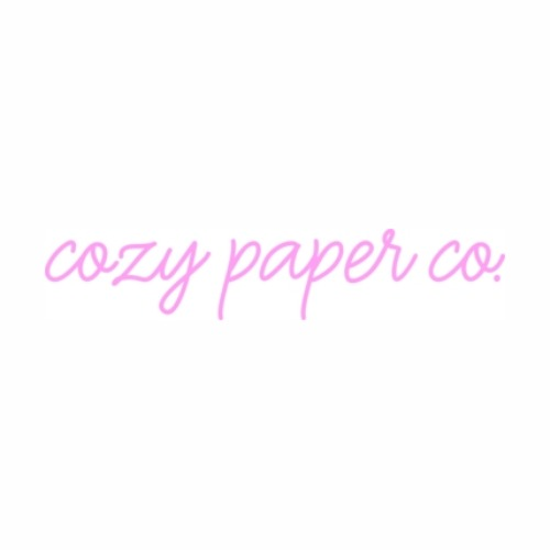 Cozy Paper