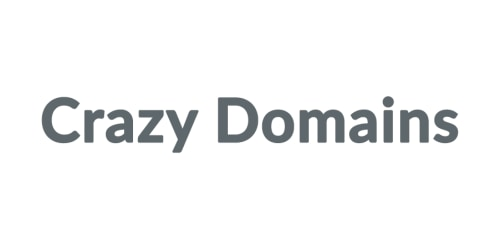 Crazy Domains coupons