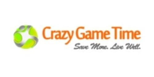 CrazyGameTime.com coupons