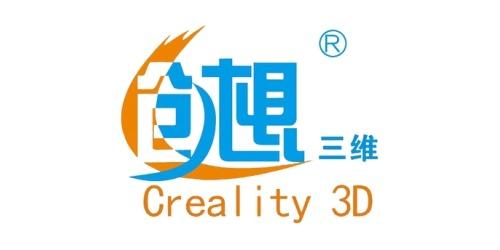 Creality 3D coupon