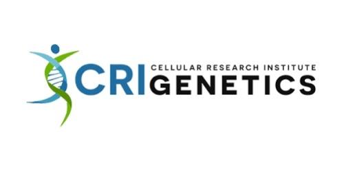 CRI Genetics coupons